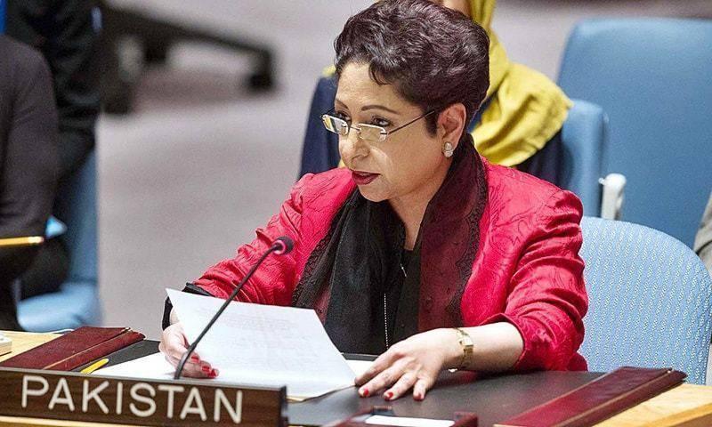 کشمیر پر سلامتی کونسل نے اپنی ذمہ داری نہیں نبھائی، ملیحہ لودھی