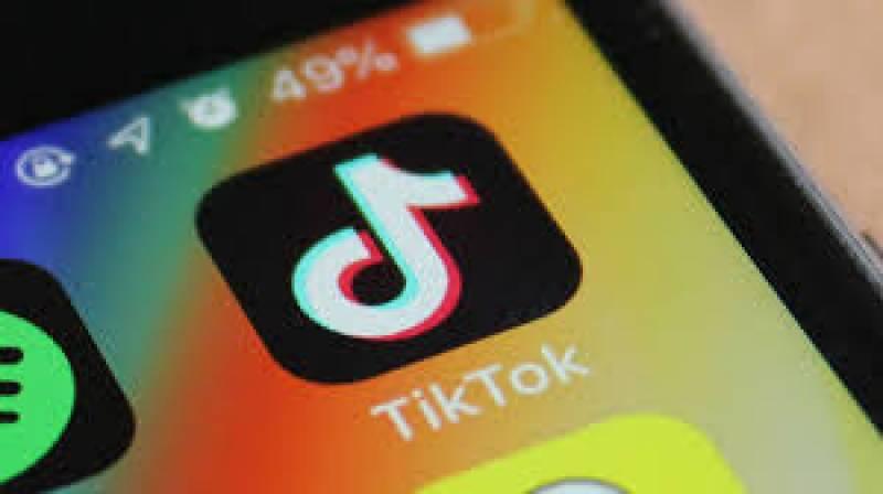 موبائل ایپلی کیشن ٹک ٹوک پر پابندی لگا دی گئی