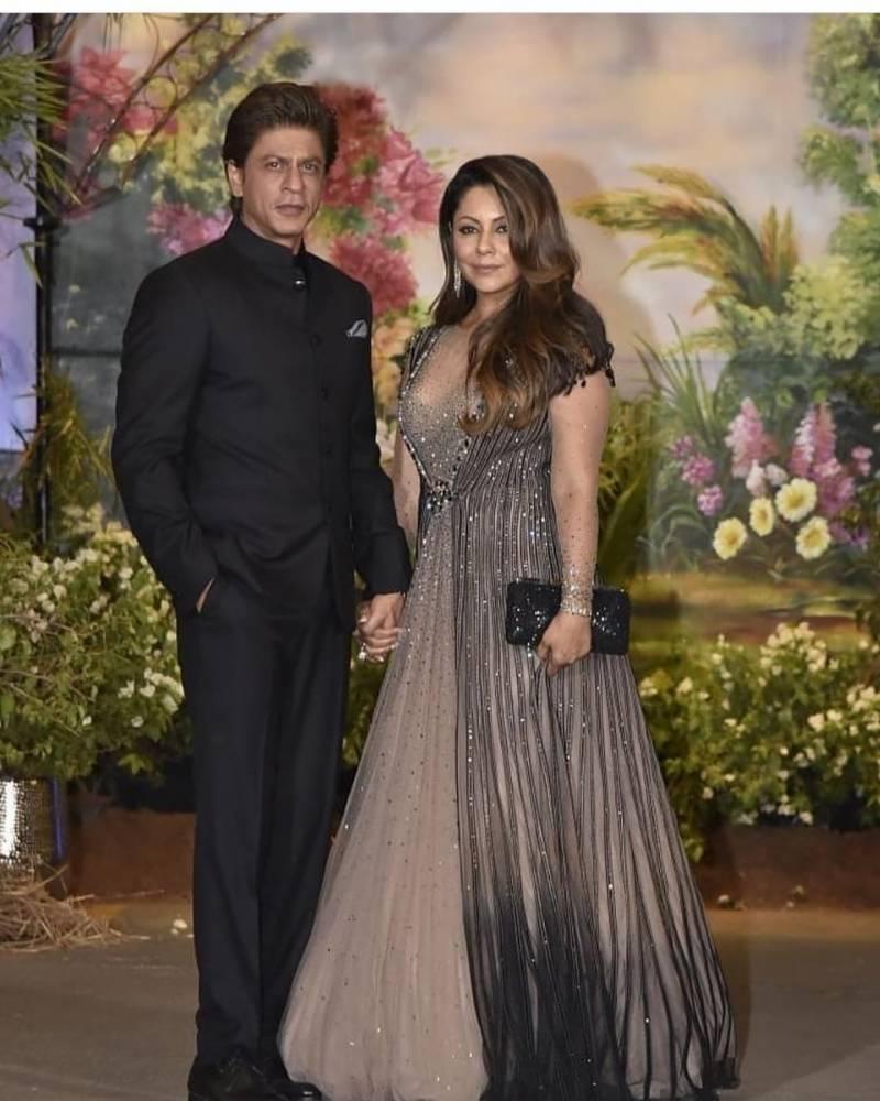 ہنی مون کے نام پر گوری خان کو دھوکہ دیا تھا, شاہ رخ خان