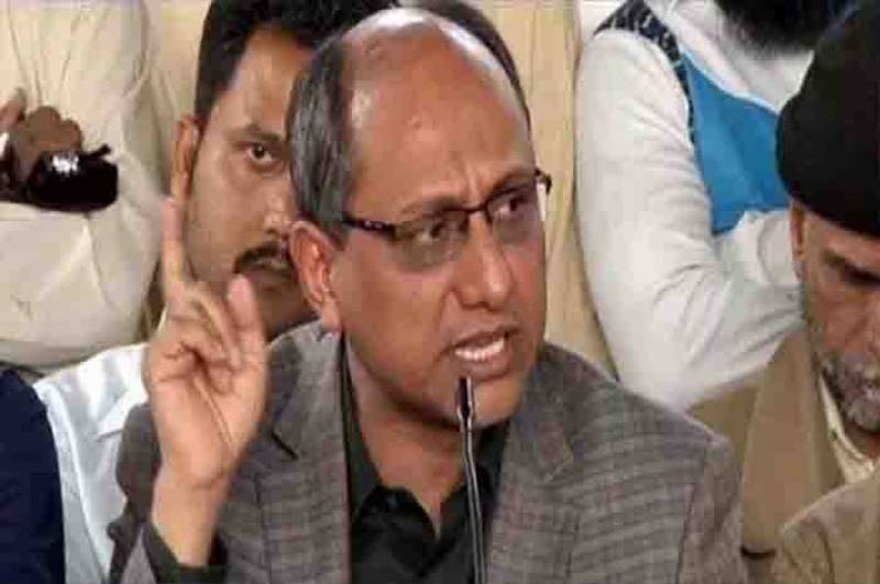 وزارت چھوڑنے کو ترجیح دوں گا،عمارتیں نہیں توڑوں گا:سعید غنی