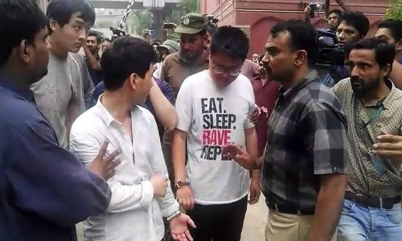 پشاور میں بھی جعلی شادیاں رچانے والا چینی گینگ سامنے آگیا