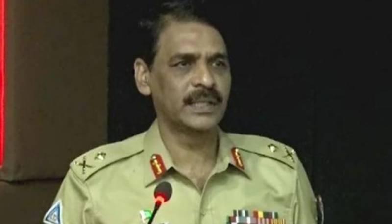 گوادر آپریشن 5 شہری شہید ، 3 دہشت گرد ہلاک ہوئے، ترجمان پاک فوج