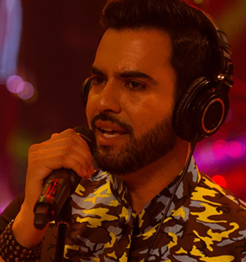 گلوکاری اور اداکاری آرٹسٹ کے جذبات کے اظہار کا ذریعہ ہیں، جنید خان