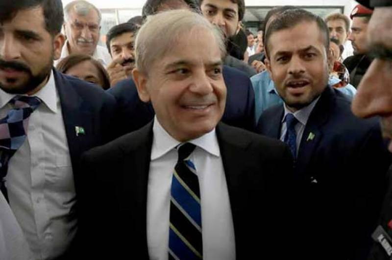 صدر مسلم لیگ ن شہباز شریف وطن واپس پہنچ گئے