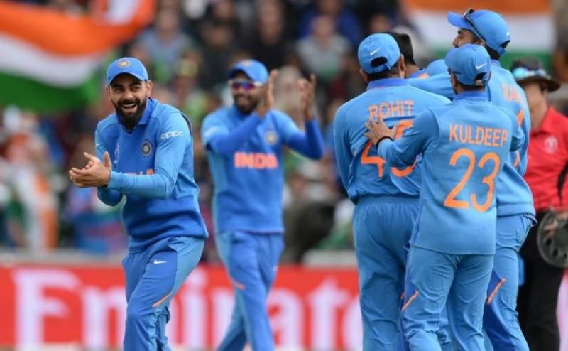 ورلڈکپ :بھارت نے پاکستان کو 89 سے شکست دے دی