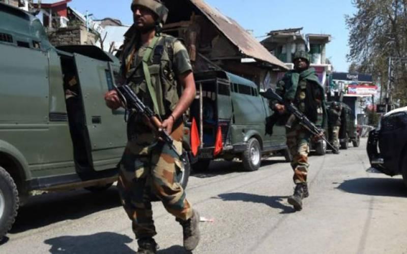 مقبوضہ کشمیر میں بھارتی فوج کے مظالم جاری ، درجنوں نوجوانوں پر تشدد