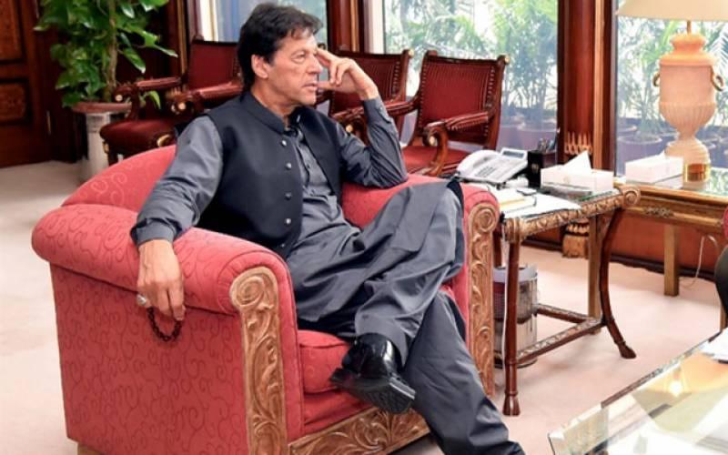 کاروباری برادری موجودہ حکومت کو اپنا دوست پائے گی :وزیراعظم عمران خان
