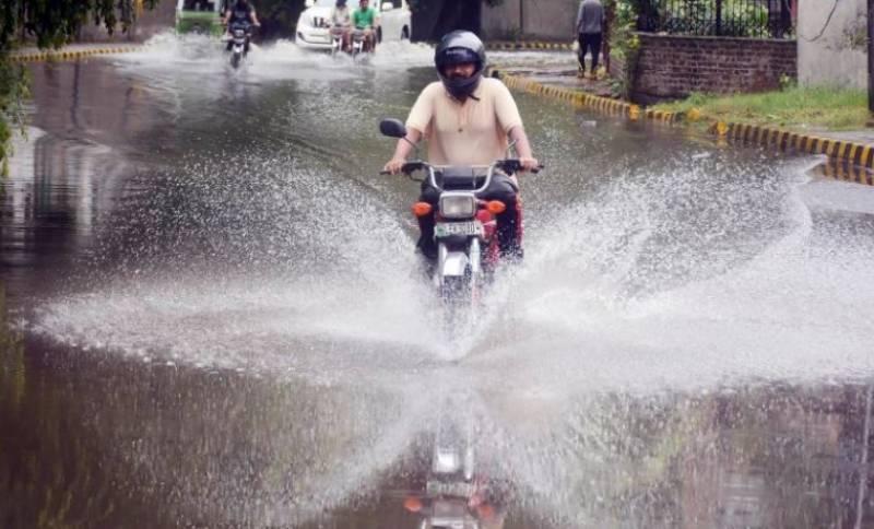 محکمہ موسمیات نے ملک بھر میں مزید بارشوں کی پیشگوئی کردی