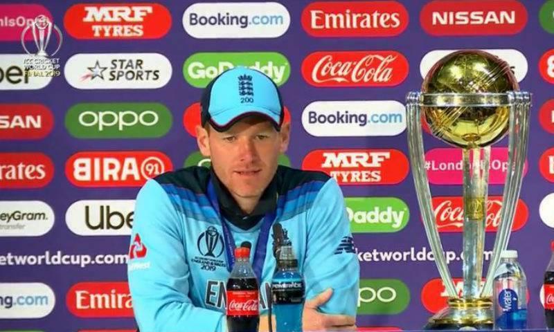 انگلش کپتان نے ورلڈ کپ فائنل کے نتیجے کو غیر منصفانہ قرار دیدیا