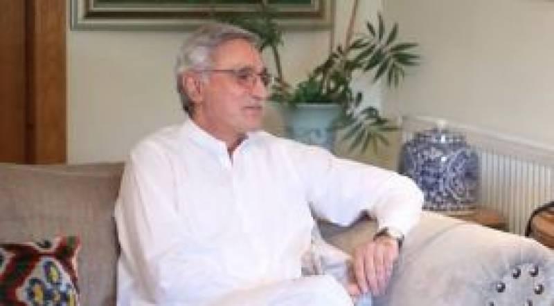 اپوزیشن کے کئی رہنما اربوں کی کرپشن کرتے پکڑے گئے، جہانگیر خان ترین