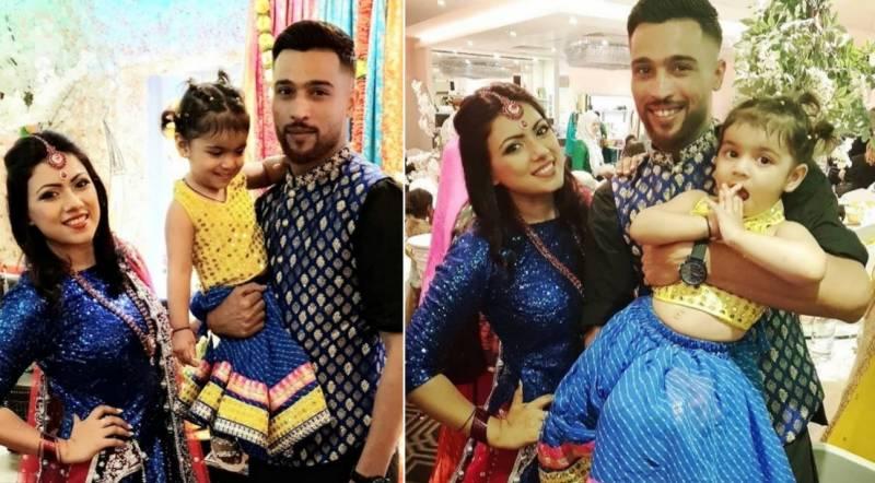 دوست کی شادی،محمد عامر کی اپنی اہلیہ کیساتھ ڈانس کی ویڈیو سوشل میڈیا پر وائرل