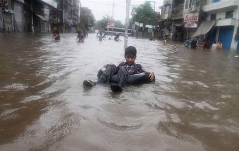 محکمہ موسمیات نے آئندہ 24 گھنٹوں میں مزید بارشوں کی پیشگوئی کر دی