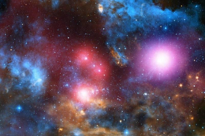 زمین کے قریبی بلیک ہول سے پراسرار شعلے نکلنے لگے