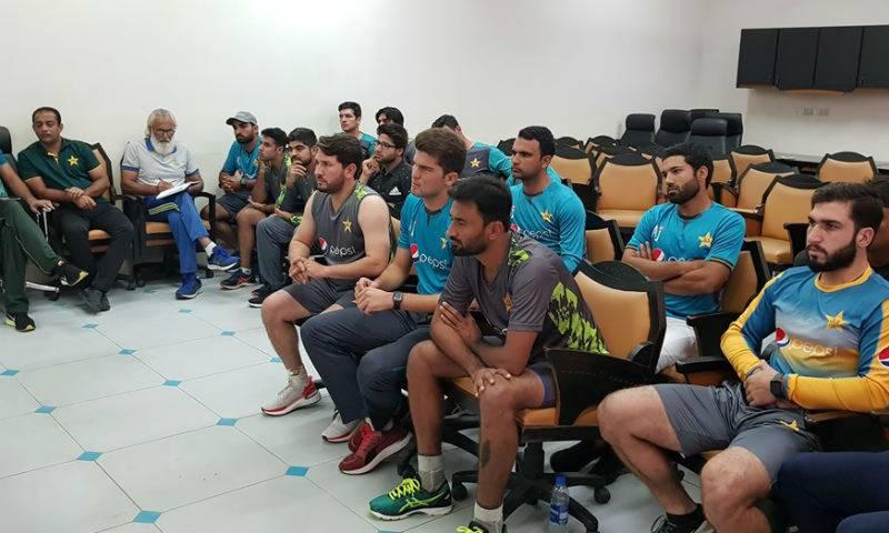 مصباح الحق کی کوچنگ میں 18 کھلاڑیوں کے فٹنس ٹیسٹ شروع
