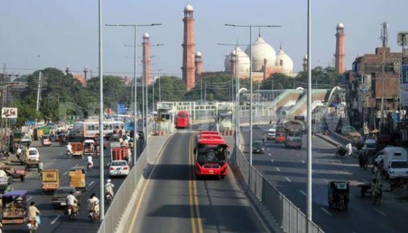 پنجاب حکومت نے میٹروبس کے کرایے میں اضافے کی منظوری دےدی