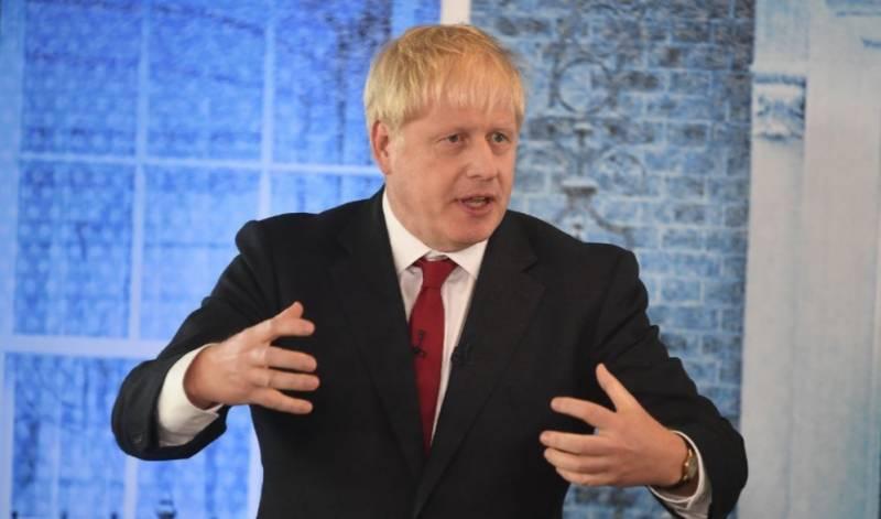 مسئلہ کشمیر پاکستان اور بھارت کا دوطرفہ مسئلہ ہے، برطانوی وزیراعظم بورس جانسن