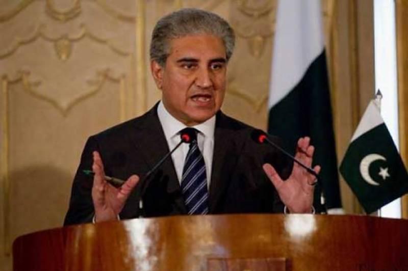 بھارت دہشت گردی کا جھوٹا ناٹک رچانا چاہتا ہے، وزیر خارجہ