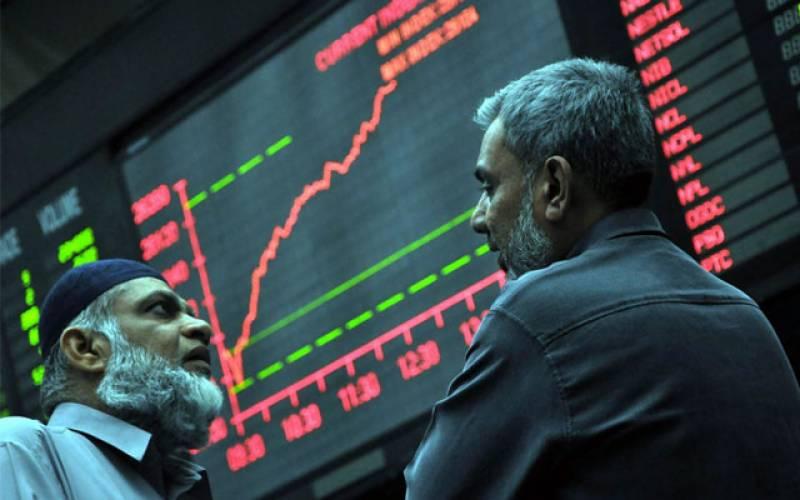 کاروباری ہفتے کے آخری روز پاکستان سٹاک مارکیٹ میں تیزی