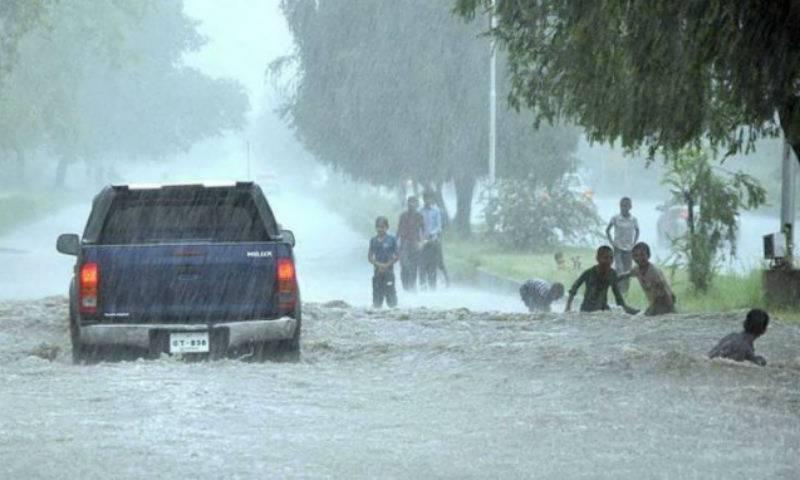 سندھ ، پنجاب کے مختلف علاقوں میں بارش کی پیشگوئی