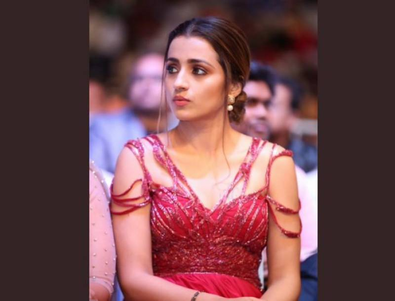 بھارتی اداکارہ تریشا کا کشمیری بچوں کی حالت زار پر تشویش کا اظہار