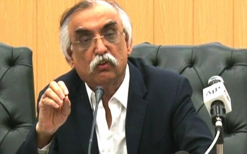 شبر زیدی کی بطور ایف بی آر چیئرمین تعیناتی کے خلاف درخواست مسترد