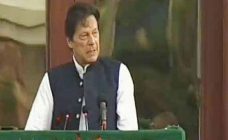مودی کو بتانا چاہتا ہوں اینٹ کا جواب پتھر سے دیں گے، وزیراعظم عمران خان