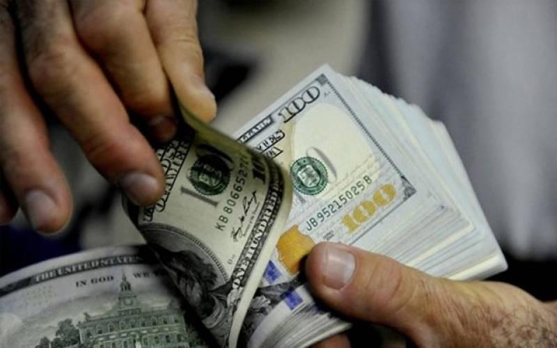 کاروباری ہفتے کے آخری روز ڈالر کی قیمت میں دو پیسے کمی