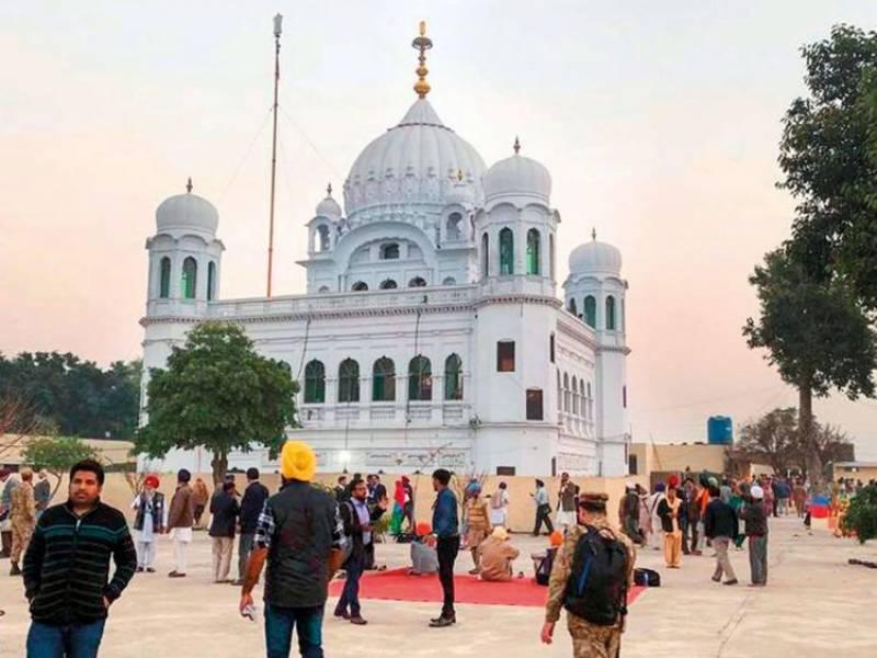 کرتار پور راہداری کھولنے پر بھارت نے مذاکرات کی پاکستانی پیشکش قبول کر لی