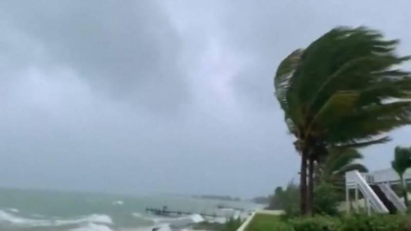 خوفناک طوفان