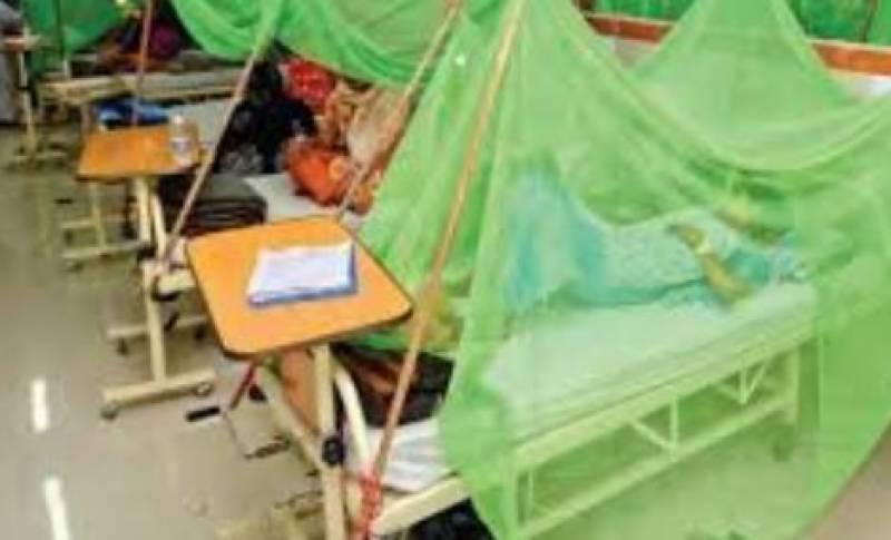 کراچی میں ڈینگی وائرس کی وبا ء پھیل گئی