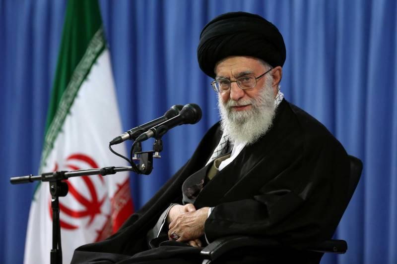 امریکا کے ساتھ کسی بھی سطح پر مذاکرات نہیں ہوں گے، ایرانی سپریم لیڈر