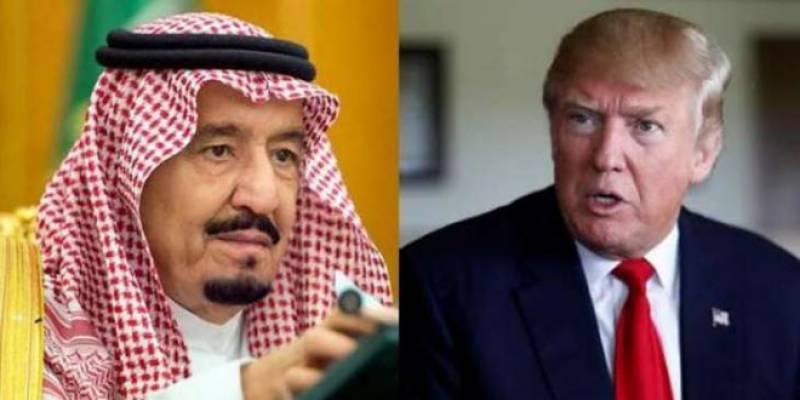 تیل تنصیبات پر حملے ، سعودی بادشاہ کا حیران کن ردعمل سامنے آگیا