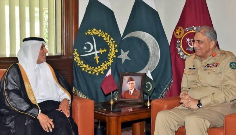 پاکستان میں سیکیورٹی کی صورتحال تیزی سے بہتر ہو رہی ہے، آرمی چیف