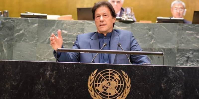 مسئلہ کشمیر پر دنیا نے توجہ نہ دی تو جنگ کے علاوہ کوئی آپشن نہیں :وزیر اعظم عمران خان