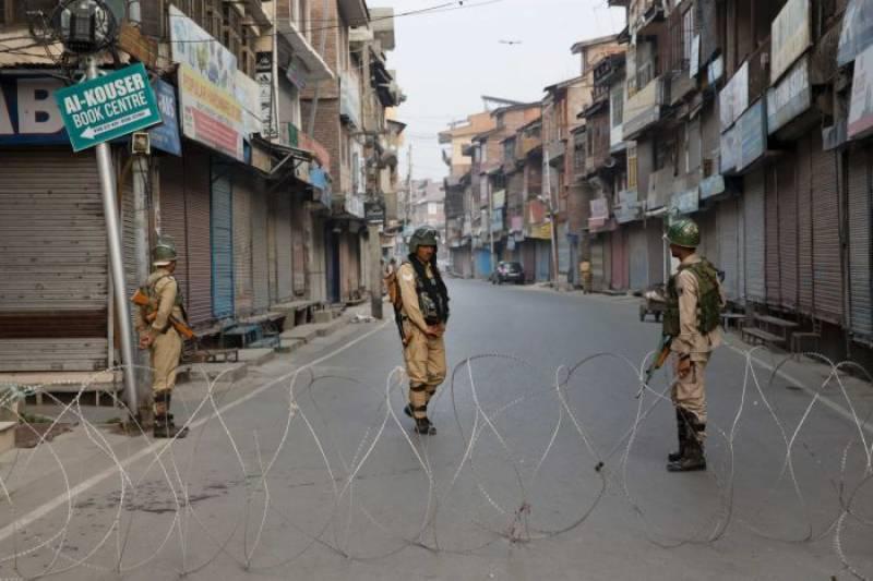 مقبوضہ کشمیر میں کرفیو، اقوام متحدہ کا صورتحال پر شدید تشویش کا اظہار