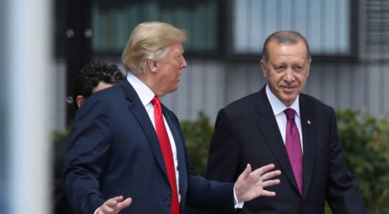 امریکا نے ترکی پر اسٹیل ٹیرف نافذ کر دیا، تجارتی مذاکرات بھی ختم