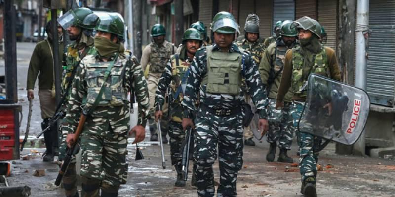 مقبوضہ کشمیر سے افسوسناک خبر