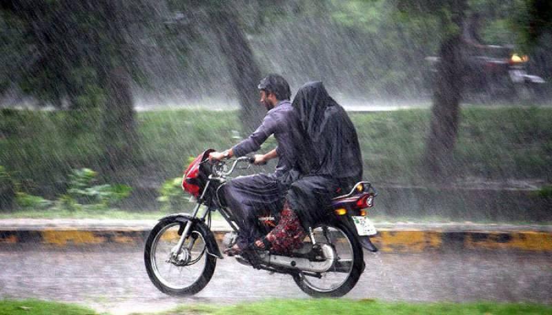 محکمہ موسمیات نے ملک میں بارشوں کے نئے سلسلے کی نوید سنا دی