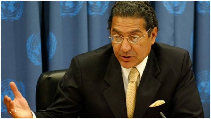 پاکستان کو مشرق اور مغرب دونوں جانب چیلنجز درپیش ہیں، منیر اکرم
