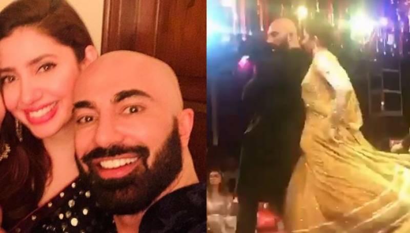 ماہرہ خان کی معروف ڈیزائنر کے ساتھ ڈانس ویڈیو وائرل