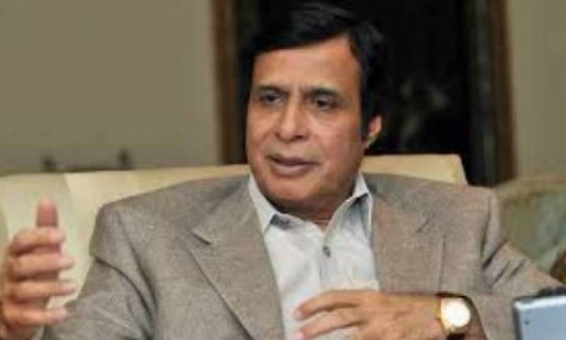 وزیراعظم سے مستعفی ہونے کا مطالبہ غیر آئینی اور غیرجمہوری ہے ، چودھری پرویز الہیٰ