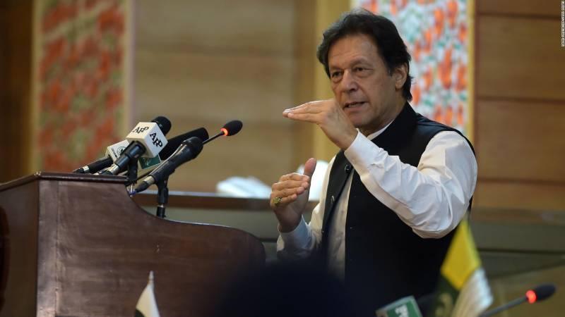 بھارت میں انتہا پسند جماعت برسر اقتدار جو ہندو بالادستی پر یقین رکھتی ہے، وزیر اعظم عمران خان