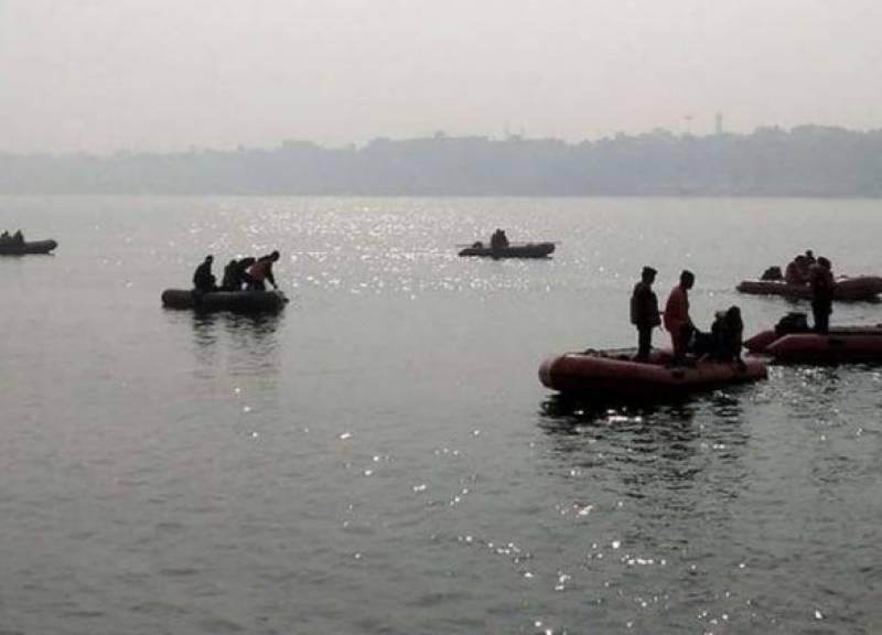 دریائے ستلج میں کشتی الٹنے سے 8 افراد جاں بحق ،25 سوار تھے