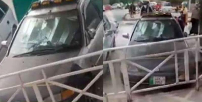 راولپنڈی ہسپتال کی پارکنگ کی گاڑی سے ملنے والی چار روز پرانی لاش کی شناخت ہو گئی