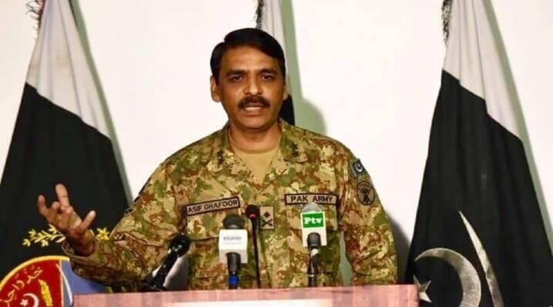 پاک فوج کسی بھی بھارتی جارحیت کا منہ توڑ جواب دے گی، ترجمان پاک فوج