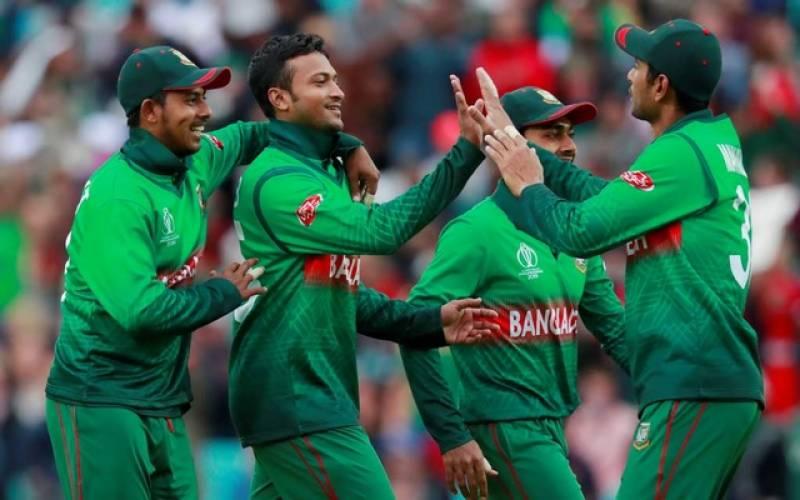 بنگلہ دیش نے پاکستان کے خلاف ٹی20 سیریز کے لیے ٹیم کا اعلان کردیا