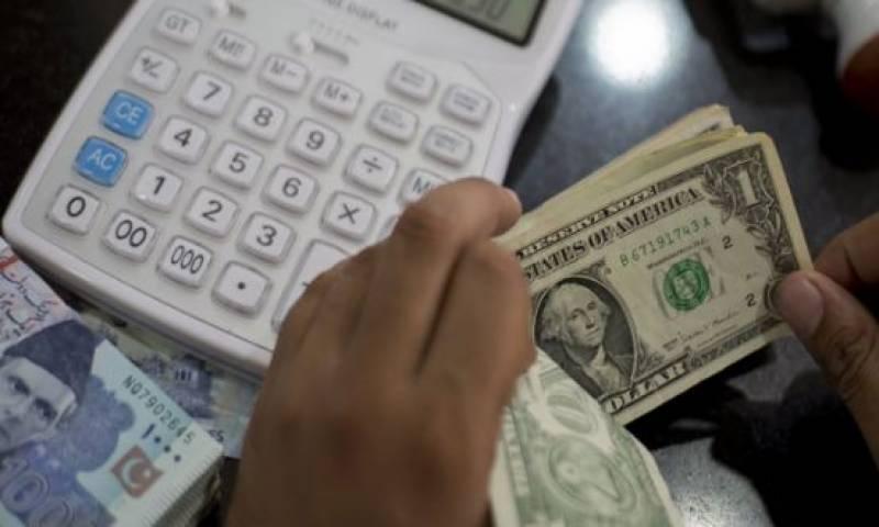 انٹربینک میں ڈالر کی قدر میں 2 پیسے اضافہ
