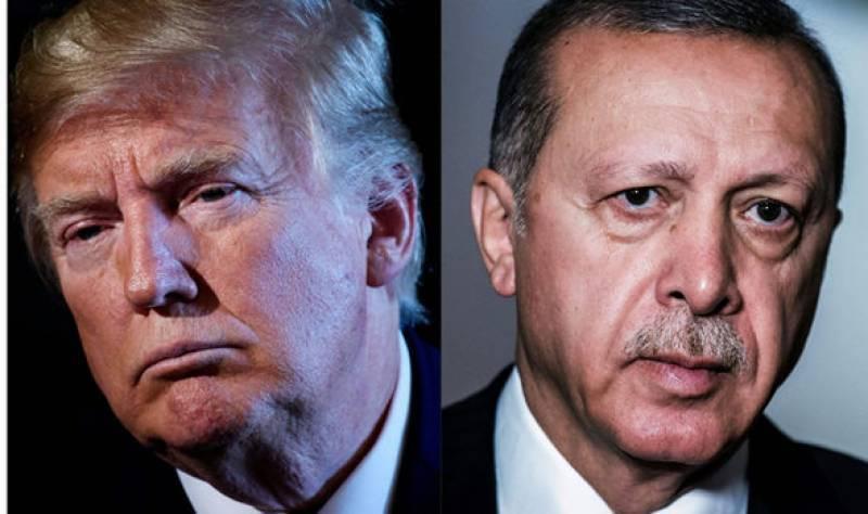 ٹرمپ کی ڈیل آف سنچری کیخلاف ترک صدر کا اہم اعلان