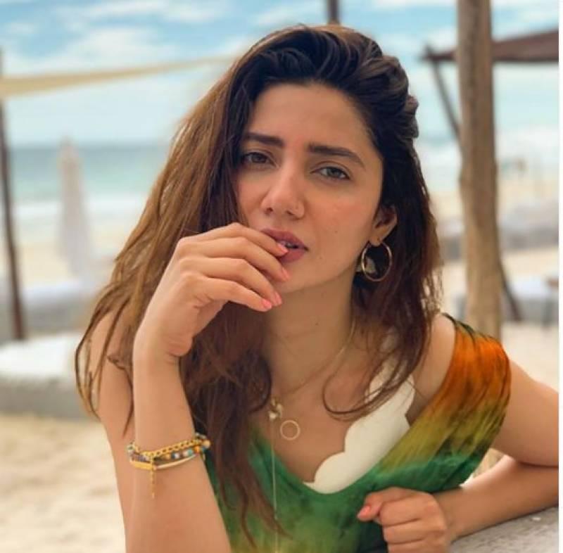 معاشرے میں خواتین کا مضبوط پہلو دکھانے کی خواہش مند ہوں، ماہرہ خان