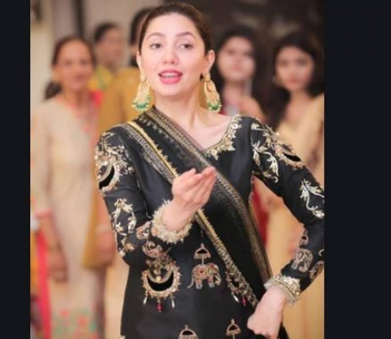 ماہرہ خان اقلیتوں بارے بیان پر وزیراعظم کی شکر گزار